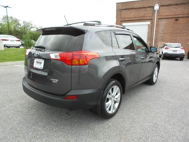 Certified Pre-Owned 2014 Toyota RAV4 Limited