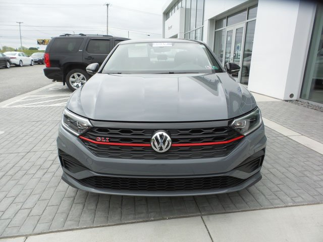 Pre-Owned 2019 Volkswagen Jetta GLI 35th Anniversary Edition