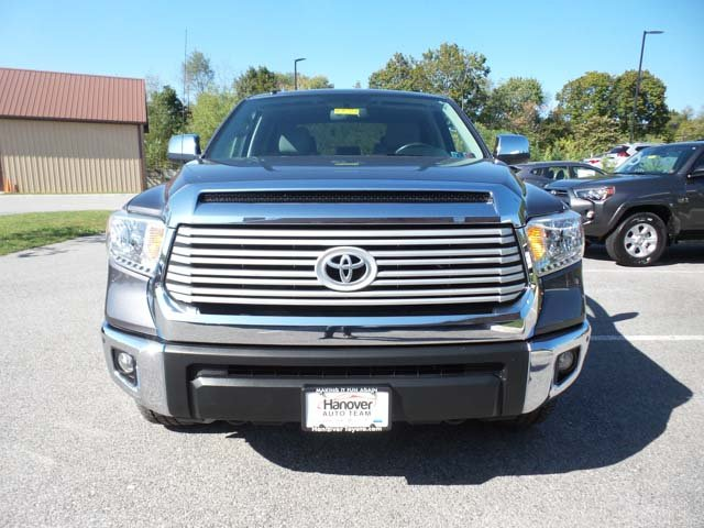 Pre-Owned 2015 Toyota Tundra Limited