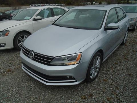 Pre-Owned 2015 Volkswagen Jetta Sedan 2.0L TDI SEL